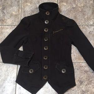 Diesel Denim Lined Jacket for sale